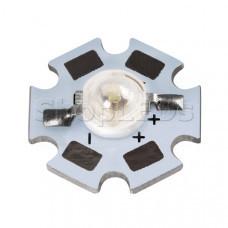 Мощный светодиод ARPL-STAR-1W-EPL30 Red