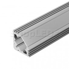 Алюминиевый Профиль PDS45-T-3000 ANOD