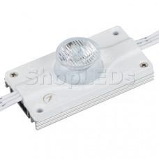 Модуль герметичный ARL-ORION-S45-12V White 15x55 deg (3535, 1 LED)
