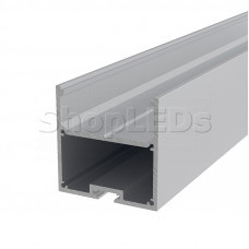 Профиль накладной алюминиевый 5050-2 2 м REXANT