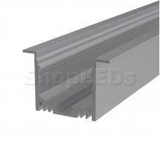 Профиль врезной алюминиевый 5032-2 2 м REXANT