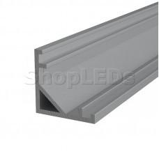 Профиль угловой алюминиевый 1616-2 2 м REXANT