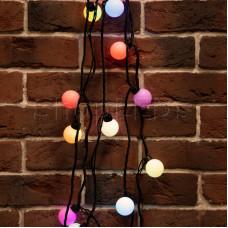 "Гирлянда ""LED - шарики"", RGB, Ø45 мм, 10 м, Neon-Night"