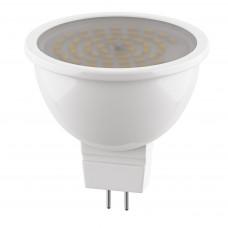940214 ЛАМПА LED 220V MR16 G5.3 6.5W=60W 325LM 120G FR 4200K 20000H (в комплекте)