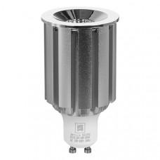 941292 ЛАМПА LED 220V HP16 GU10 10W=100W 610LM 45G COB 3000K  20000H (в комплекте)