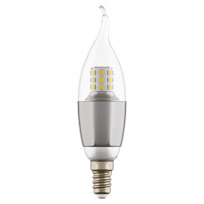 940642 Лампа LED 220V CA35 E14 7W=70W 460LM 60G CL/CH 3000K 20000H (в комплекте)