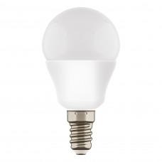 940804 ЛАМПА LED 220V G45 E14 7W=65W 350LM 180G FR 4200K 20000H (в комплекте)