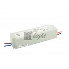 Блок питания для светодиодных лент 24V 50W IP65