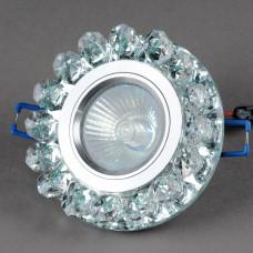 002-MR16-CL-CR-Led Точечный светильник